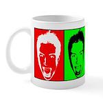Mike Welch SuperFan Club Pop Art Mug