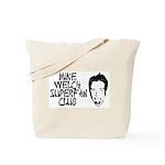 Mike Welch SuperFan Club Tote Bag