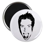 Mike Welch SuperFan Club Magnet