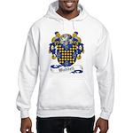 Waddell Family Crest Hooded Sweatshirt