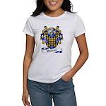 Waddell Family Crest Women's T-Shirt