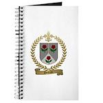 DOIRON Family Crest Journal