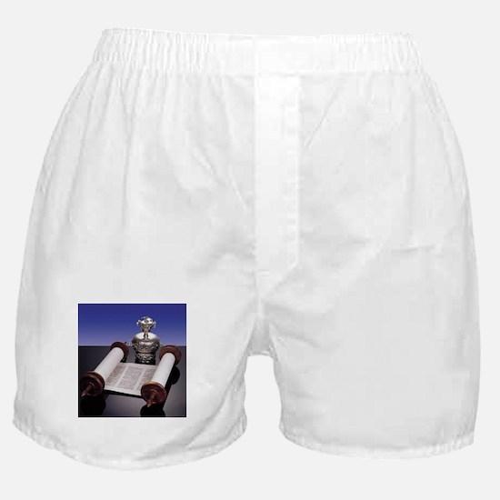 Torah Crown Boxer Shorts