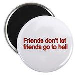 Christian Friend Magnet