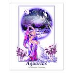 Aquarius Small Poster