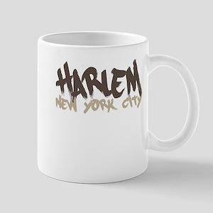 Harlem Painted Mug