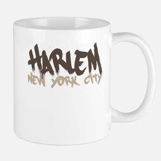 Harlem Painted Mug