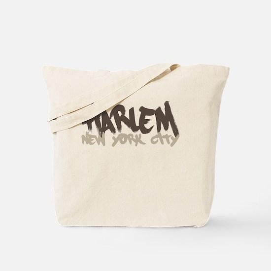 Harlem Painted Tote Bag