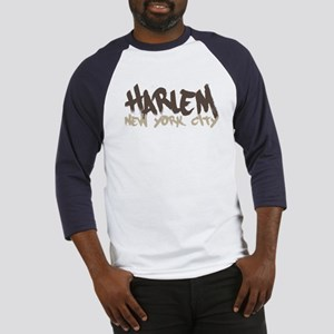 Harlem Painted Baseball Jersey