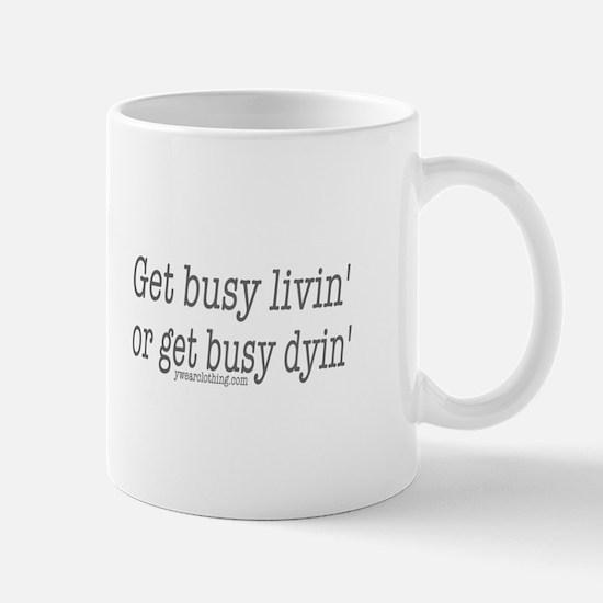 Living or Dying Mug