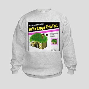 Delta Kappa Chia Pet Kids Sweatshirt