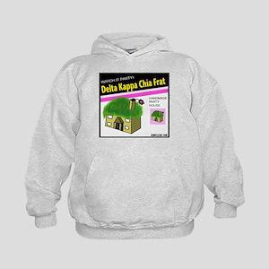 Delta Kappa Chia Pet Kids Hoodie