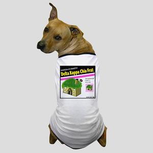Delta Kappa Chia Pet Dog T-Shirt