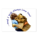 I Will Always Love You Postcards (Package of 8)