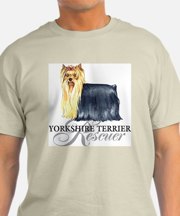 Yorkie Rescue T-Shirt