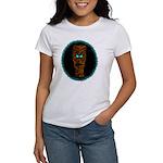 Tiki Blue Eyes Women's T-Shirt