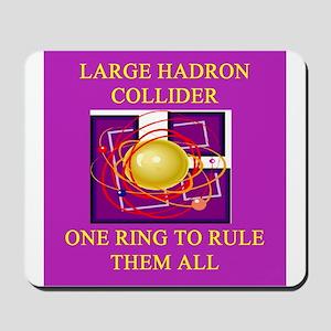 LHC Mousepad