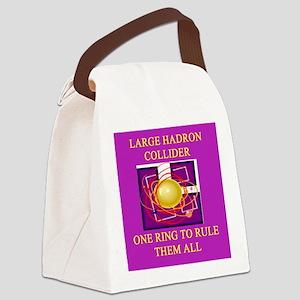 LHC Canvas Lunch Bag
