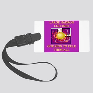 LHC Luggage Tag