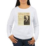 James Wild West Show Women's Long Sleeve T-Shirt