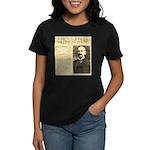 James Wild West Show Women's Dark T-Shirt