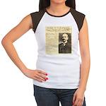 James Wild West Show Women's Cap Sleeve T-Shirt