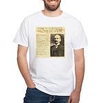 James Wild West Show White T-Shirt