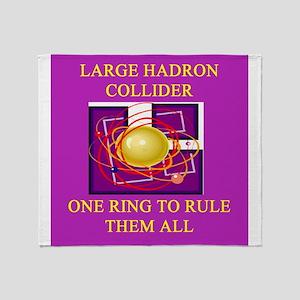 LHC Throw Blanket