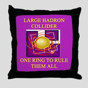 LHC Throw Pillow