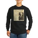 James Wild West Show Long Sleeve Dark T-Shirt