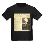 James Wild West Show Kids Dark T-Shirt