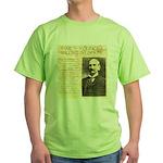 James Wild West Show Green T-Shirt