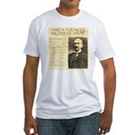 James Wild West Show Fitted T-Shirt