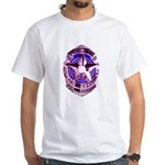 Dallas Police Officer White T-Shirt