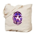 Dallas Police Officer Tote Bag