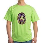 Dallas Police Officer Green T-Shirt