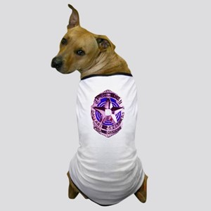 Dallas Police Officer Dog T-Shirt