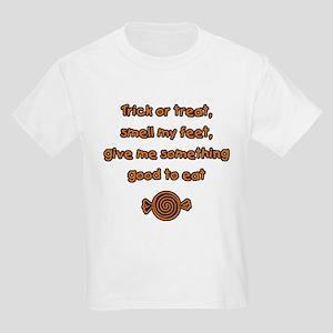 Trick or Treat Kids Light T-Shirt