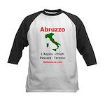 Abruzzo Kids Baseball Jersey