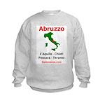 Abruzzo Kids Sweatshirt