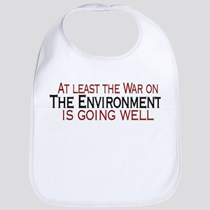 War on the Enviroment Bib