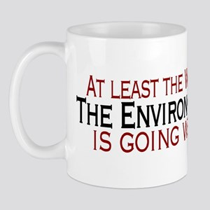 War on the Enviroment Mug