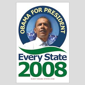 Barack Obama Large Poster