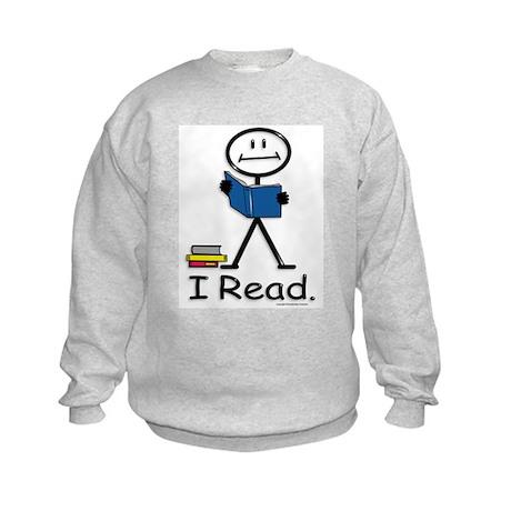 BusyBodies Reading Kids Sweatshirt