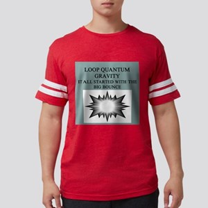 FUNNY PHYSICS LOOP QUANTUM GRAVITY T-Shirt