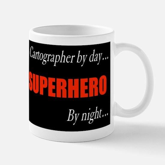 Cartographer Mug