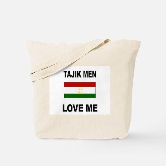Tajik Men Love Me Tote Bag