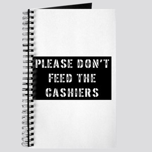 Don't Feed the Cashiers Journal