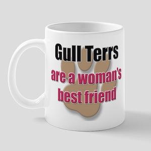 Gull Terrs woman's best friend Mug