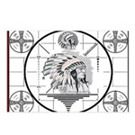 TV Test Pattern Indian Chief : TV TEST PATTERN INDIAN CHIEF